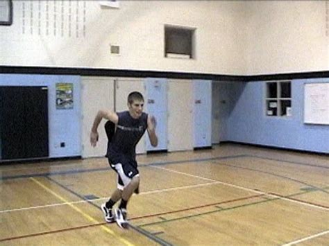 Basic Running Technique | Extreme Basketball Skills