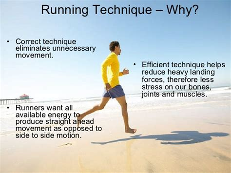 Basic running tips - Swift The Performance Specialists