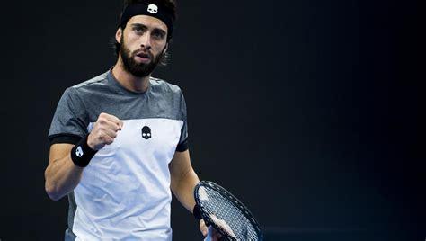 Basilashvili, rival de Del Potro en la final del ATP de Pekín