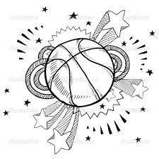basketball doodle   Google Search | Basketball | Pinterest ...