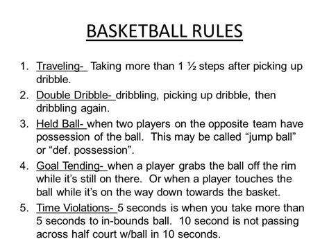 BASKETBALL. - ppt video online download