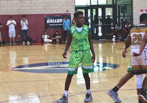 BasketballRecruiting.Rivals.com   Bronny James creating a ...