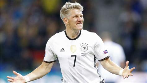 Bastian Schweinsteiger renuncia a la selección de Alemania ...