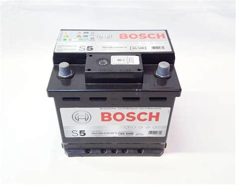 Bateria Bosch S5 12v 75 Amp Borne Positivo A La Derecha ...