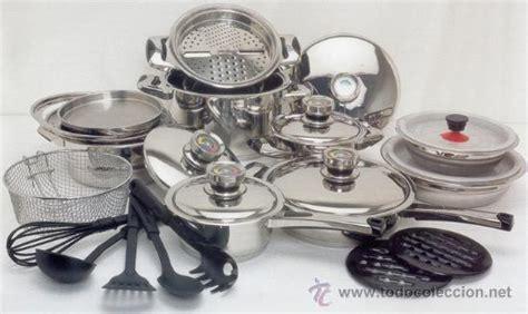 bateria de cocina solingen 27 piezas - maxima c - Comprar ...