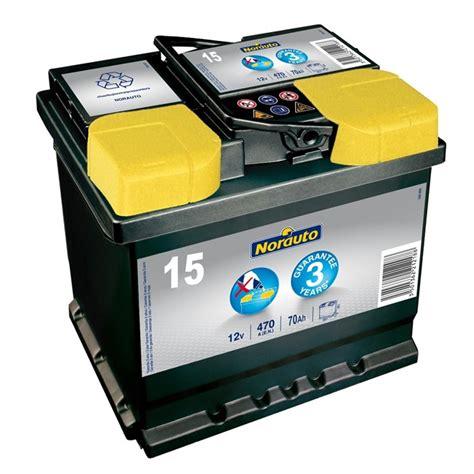 Batería NORAUTO 15 70Ah 640A : Norauto.es