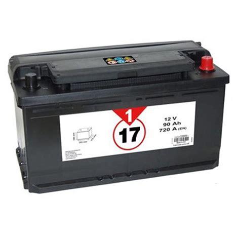 Batería ONE 17 90Ah 720A : Norauto.es