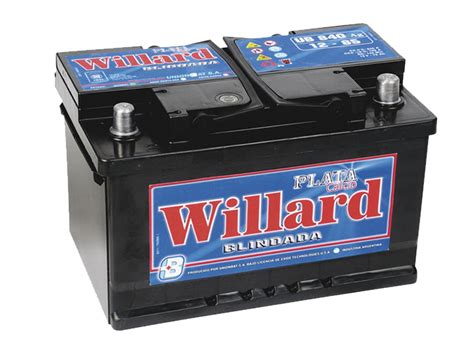 Batería WILLARD – Mundo Nautico