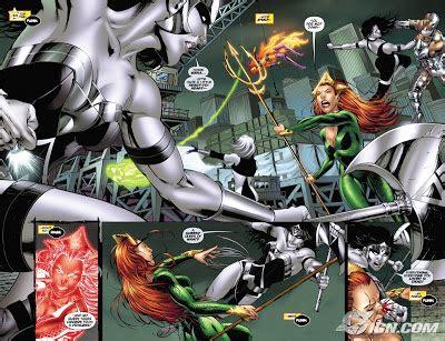 Batgirl   Mera   Batwoman: Mera vs. Wonder Woman