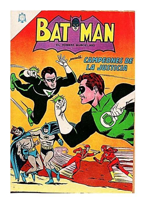 Batman campeones de la justicia, revista completa, 05 ...