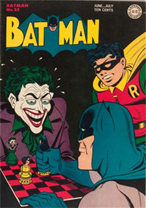 Batman Comic Book Values for #21 to #30