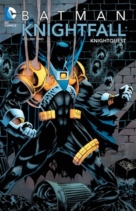 Batman: Knightfall TPB 1  DC Comics    ComicBookRealm.com
