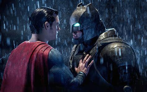 Batman vs Superman fond d'écran HD
