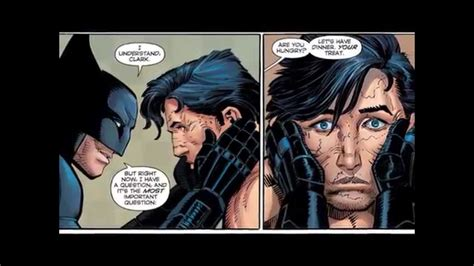 Batman X Superman On the floor - YouTube
