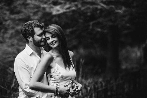 Battersea Park Engagement Shoot - Helena & Mike