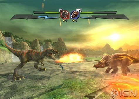 Battle of Giants: Dinosaurs Strike Screenshots, Pictures ...