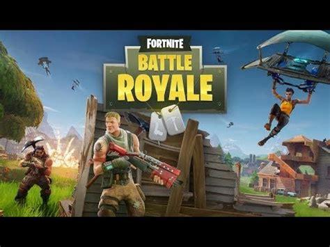 Battleroyale en Fornite | nuevo modo juego | con ...
