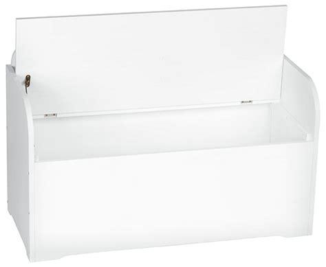 Baúl de madera BANQUETA BLANCO Ref. 16431520 - Leroy Merlin