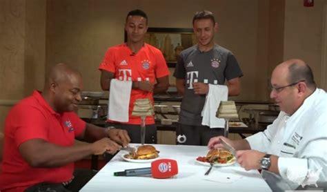 Bayern na cozinha: Thiago Alcântara e Rafinha têm desafio ...