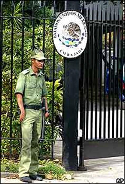 BBC Mundo | América Latina | México/Cuba: indignación y ...