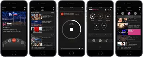 BBC s iPlayer Radio hits US App Store as new BBC+ app goes ...