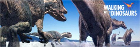 BBC   Science & Nature   Walking with Dinosaurs