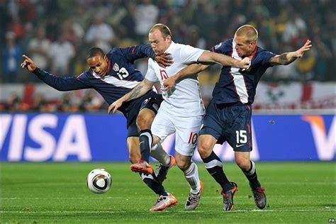 BBC Sport - Football - England v USA photos