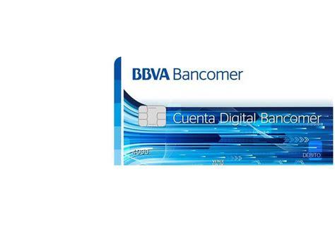 BBVA Bancomer lanza la primera cuenta bancaria totalmente ...