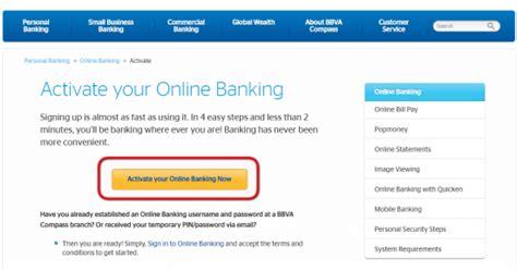 BBVA Compass Online Banking Login   Online Banking