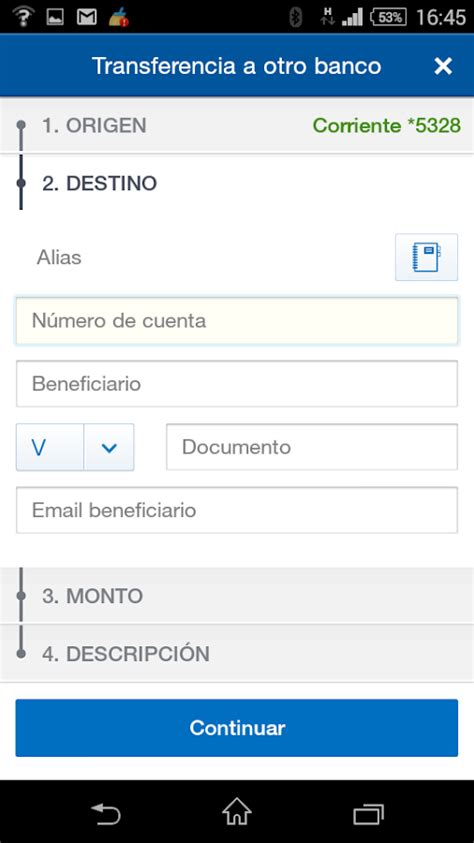 BBVA Provinet Móvil   Android Apps on Google Play