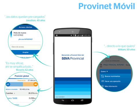 BBVA | Provinet Móvil: la aplicación mejor valorada por ...