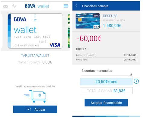 BBVA Wallet, la primera alternativa seria de un banco ...