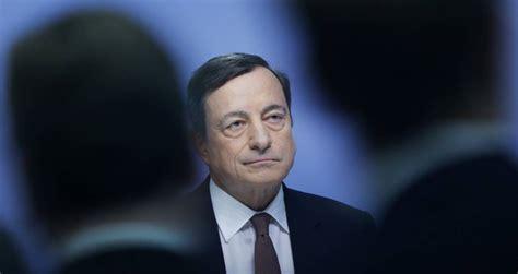 BCE: Draghi carga con dureza contra las presiones del ...