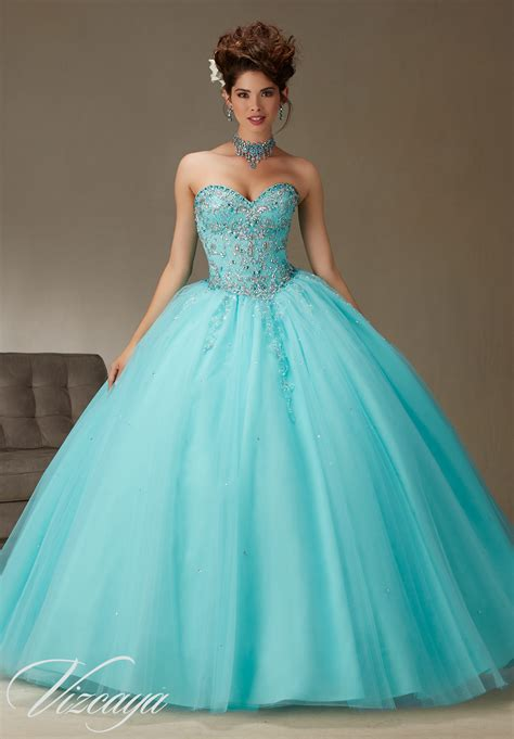 Beading Quinceanera Dress | Style 89062 | Morilee