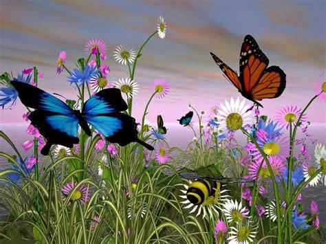 Beautiful Butterflies - Butterflies Wallpaper (9481156 ...
