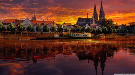 Beautiful City 4K HD Desktop Wallpaper for 4K Ultra HD TV ...