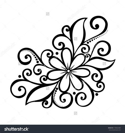 Beautiful Drawings Of Flowers Beautiful Flower To Draw ...