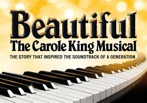 Beautiful – The Carole King Musical arrives in London