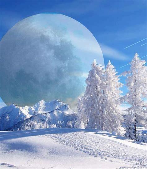 Beautiful snow scene! | WOW! | Pinterest