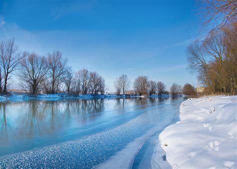 Beautiful snow scenery | pics