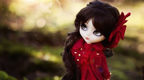 Beautiful Toys Doll Brown hd pics images