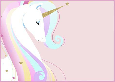 Beautiful Unicorn Birthday Invitations Inspiration ...