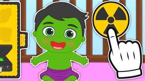 BEBÉS HULK ???? Gameplay con Alex y Lily de Superheroes ...