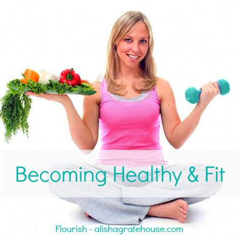Becoming Healthy & Fit, Day 1: Introduction