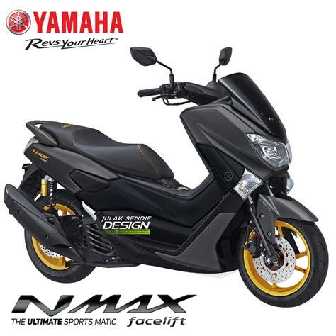 Begini kira kira next Yamaha NMAX 155 facelift 2018 ...