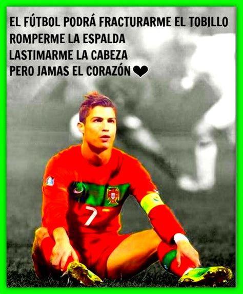 Bellas Frases Motivadoras Para Futbolistas Lesionados ...