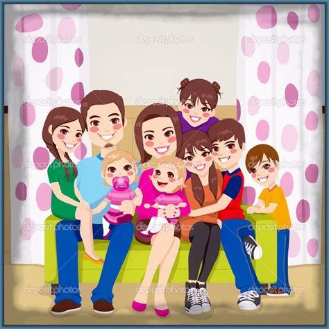 Bellas Imagenes de Niños con su Familia   Imagenes de Familia
