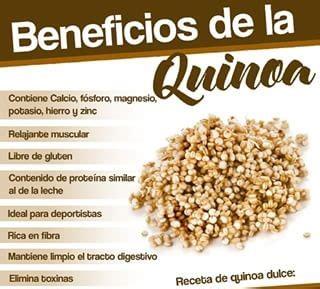 BELLEZA : QUINOA