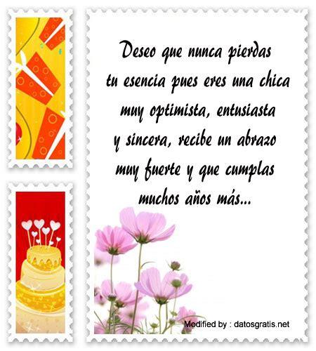 Bellos Mensajes De Cumpleaños Para Mi Mejor Amiga | Frases ...