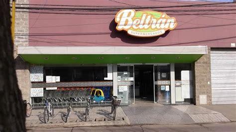 Beltrán Supermercados informa el horario de atención para ...